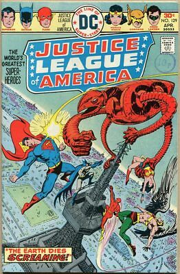 Justice League Of America #129 - FN