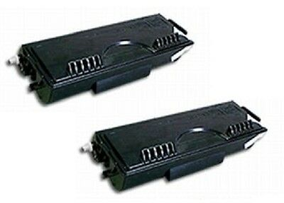 X 2 Toner pour Brother MFC 8420 MFC-8820 DCP-8020 DCP-8025 comme TN-7600