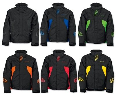 Arctiva Adult Snowmobile Pivot Snow Insulated Jacket All Colors S-5XL