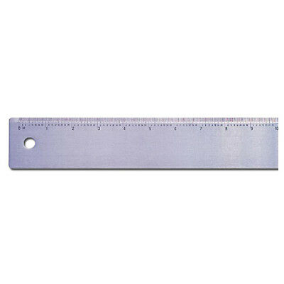 Pacific Arc Pksste1024  Straight Edge Stainless Steel Graduated 24 Inch