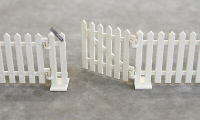 Vintage Scalextric Wicket Gate For A225 Picket/ Paling Fences 1:32 Scale Scenery