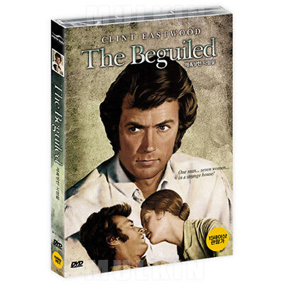 The Beguiled (1971) DVD - ENG SUB / Don Siegel, Clint Eastwood, Geraldine Page