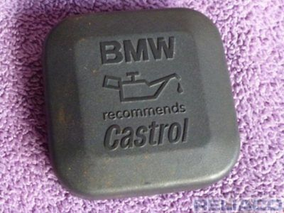 BMW Engine Oil Filler Cap Castrol E36 E46 E90 E91 E39 E60 3 Series E53 X5 E38 Z3