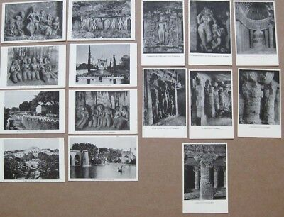 AURANGABAD India, Job lot of 15x Old Postcards, All Unused