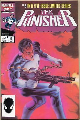 Punisher (Mini Series) #5 - FN/VF