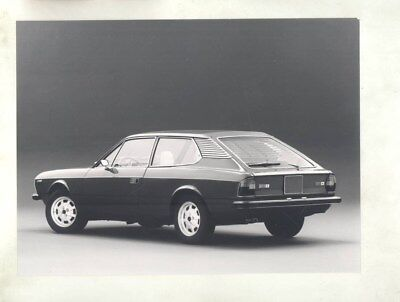 1974 ? Lancia Beta HPE ORIGINAL Factory Photograph wy4859