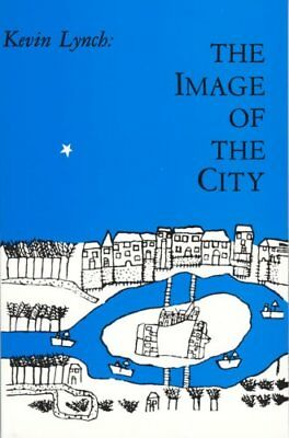 The Image of the City by Kevin Lynch 9780262620017 (Paperback, 1960)
