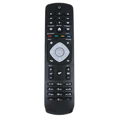 UN3F Smart Universal Remote Control Replacement for Philips 3D HDTV LCD LED TV