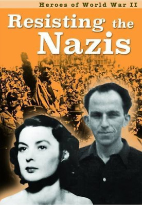 Throp  Claire-Resisting The Nazis  BOOK NEW