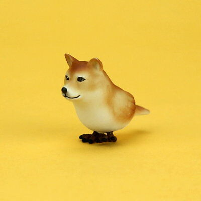 Third Stage Capsule Animal Dogbird mini Collection Vol1 Shiba-Bird Figure