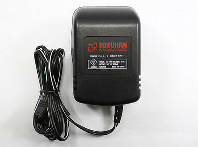 Rokuhan A028 AC Adaptor (Use only for Rokuhan Products) (1/220 Z Scale)