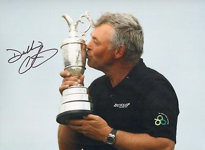 "DARREN CLARKE-GOLF-2011 OPEN CHAMPION-16x12""  SIGNED PHOTOGRAPH-AFTAL/UACC RD316"