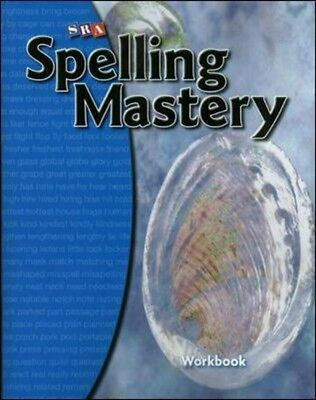 Spelling Mastery - Student Workbook - Level C (Paperback), McGraw. 9780076044832