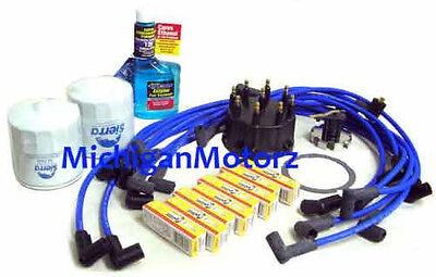 Tune-Up/Start-Up Kit, Delco 5.0L, 5.7L, 8 cyl. - IN STOCK! - M57TBOLT