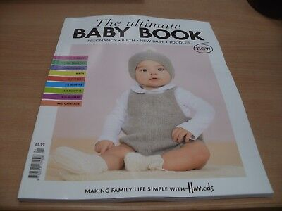The Ultimate Baby Book magazine: Pregnancy, Birth, New Baby & Toddler