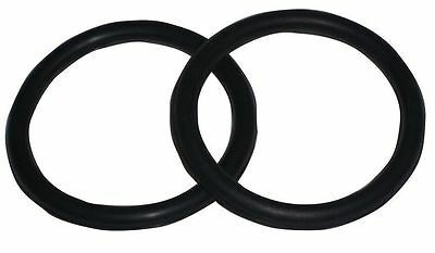 REPLACEMENT RUBBER PEACOCK RINGS for PEACOCK SAFETY STIRRUP IRONS