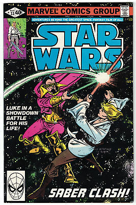 STAR WARS [1977] #33 DIRECT ED - NM- (9.2) - Collectible Grade Comic - SCANS
