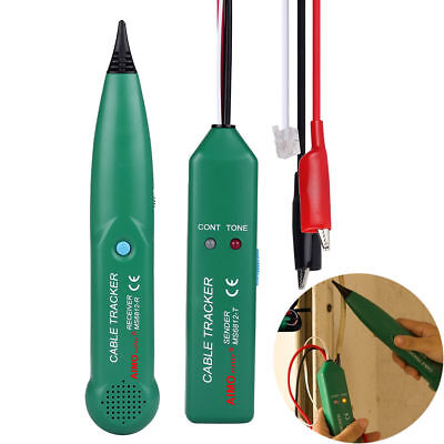 MS6812 Cable Finder Tone Generator Probe Tracker Wire Network Tester Tracer Kits