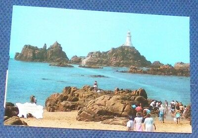 Corbiere Lighthouse, Jersey, Channel Islands