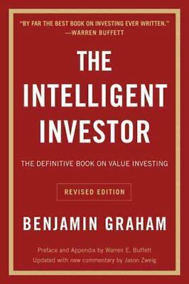 The Intelligent Investor by Benjamin Graham 9780060555665 (Paperback, 2003)