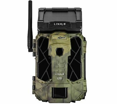 NEW Spypoint LINK-S LTE Cellular 12MP 42LED HD Video Invisible IR Trail Camera