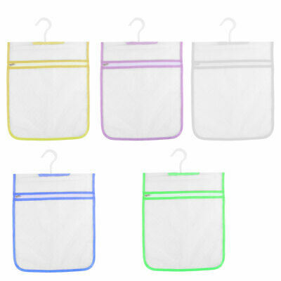 Dormitory Nylon Hook Hanging Toys Sundries Trinket Storage Holder Container