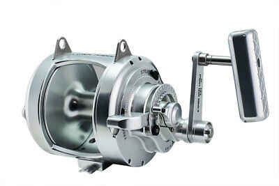 Accurate ATD-80 ATD Platinum Twin Drag Reel RH