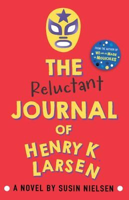 The Reluctant Journal of Henry K. Larsen, Nielsen, Susin, New condition, Book
