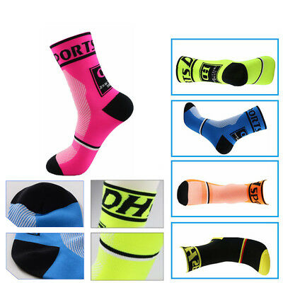 Free size Men Women1 Pair  Socks Hiking Sporting Cycling Sports Long Thermal EP