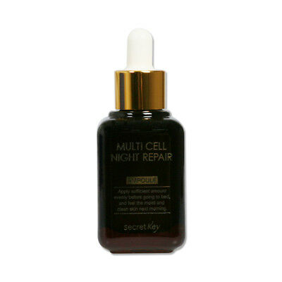 [Secret Key] Multi Cell Night Repair Ampoule - 50ml