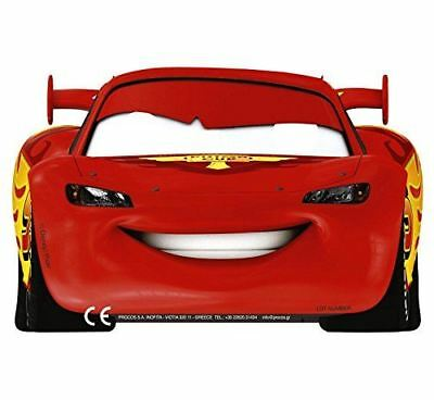 Disney Cars Paper Masks Pk of 6 Party Supply Kids Party Lightning McQueen
