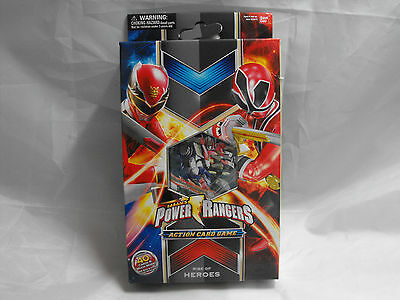 Power Rangers Rise Of Heroes Starter Deck