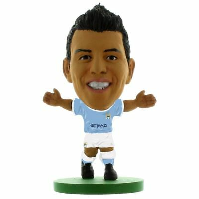 Sergio Aguero in Manchester City FC Home Kit Soccerstarz