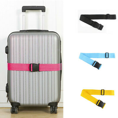 Thboxs Safty Luggage Packing Suitcase Strap Baggage Backpack Bag Strap Belt