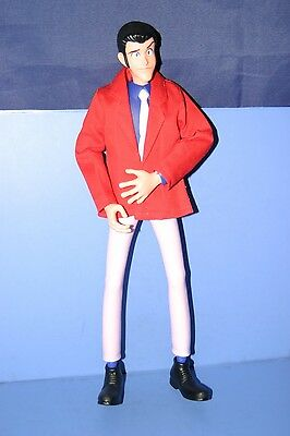 LUPIN the 3RD TV Action Figure MEDICOM TOY JAPAN