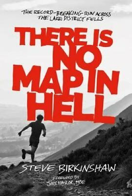 There is No Map in Hell The Record-Breaking Run Across the Lake... 9781910240946