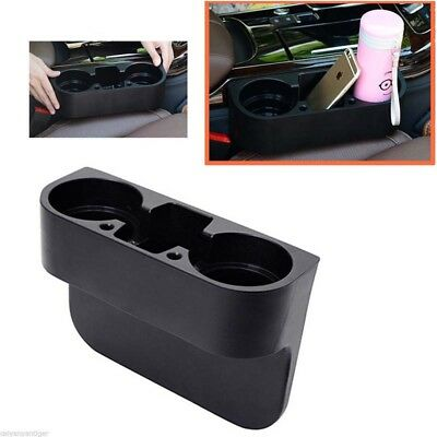 Seat Seam Wedge Car Drink Cup Holder Travel Drink Mount Stand Storage For Benz C