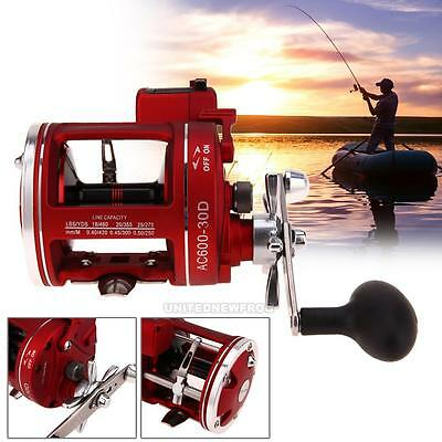 11+1BB Fishing Line Counter Trolling Reels Right Handle ACL Bait Wheel