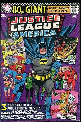 Justice League of America #48 VF/NM   80 Page Giant