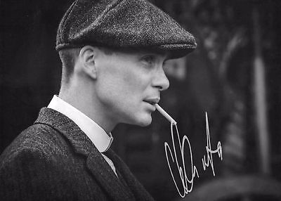 Peaky Blinders  Printed Autograph  Metal Sign Home Decor:man Cave:shed Gift 2