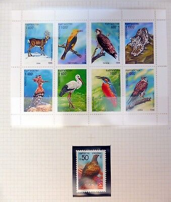 LAOS Birds U/M NB3353