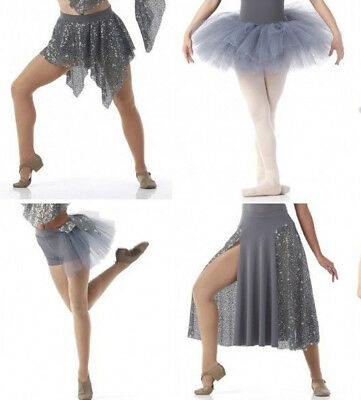 Chained Ballet Dance Costume Bottoms Child and Adult Sizes