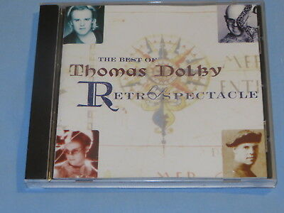 THOMAS DOLBY Retrospectacle - The Best Of (CD 1994)