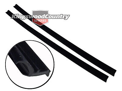 Ford Door Weather Belt FRONT- LEFT +RIGHT INNER strip XD XE XF ZJ ZK ZL FC FE x2