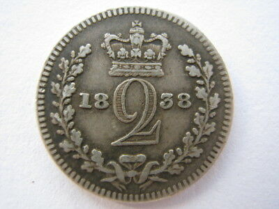 1838 Twopence NVF
