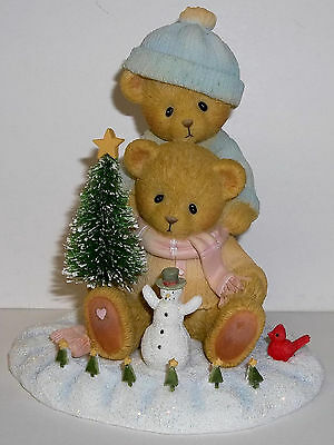 Cherished Teddies Liz & Marcos Figurine NEW # 4040470