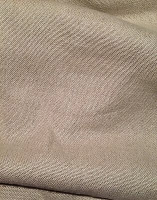ROGERS + GOFFIGON Plain linen heavy weight natural 3+ yards