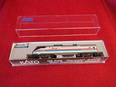 *NEW* N scale KATO Amtrak P42 loco #66 in 40th Anniversary Phase II livery DC