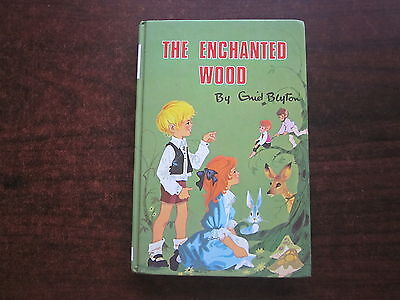 THE ENCHANTED WOOD Enid Blyton 1985  Deans HC Book Magic Faraway Tree #1