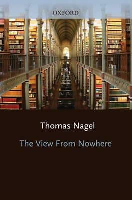 The View from Nowhere (Paperback), Nagel, Thomas, 9780195056440